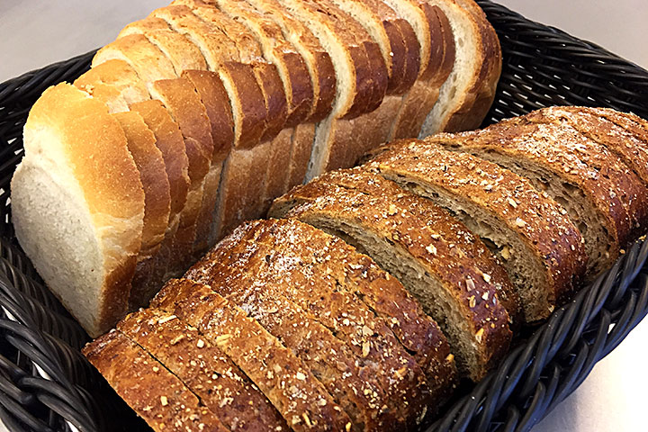 Brød / baguetter / salat m.m.